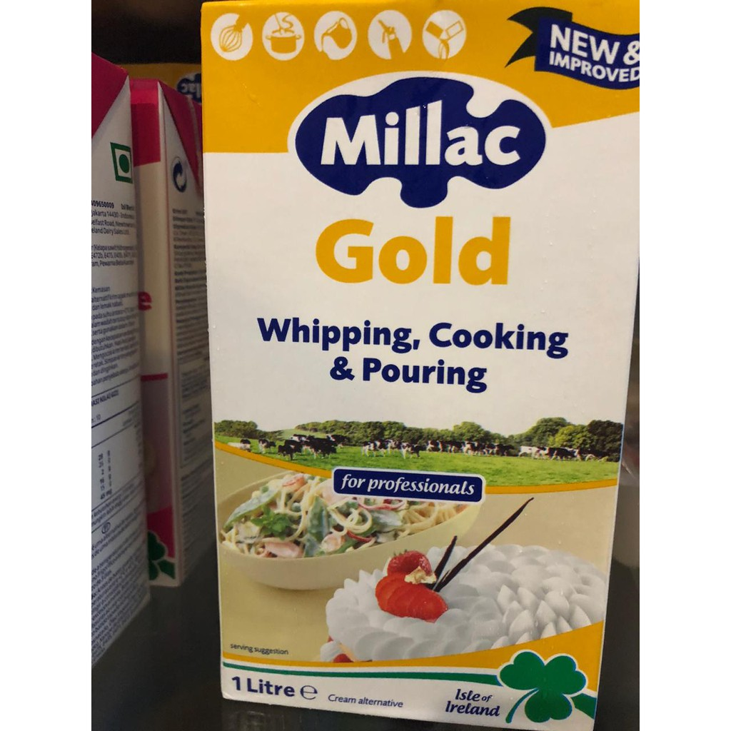 Whipping Cooking Millac